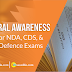 General Awareness Questions for NDA, CDS & CAPF: 16th August
