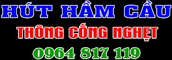 Hút hầm cầu Biên Hoà, thông cống nghẹt Biên Hoà
