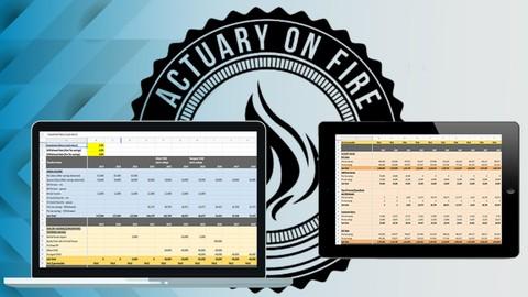 Create a kickass financial independence spreadsheet