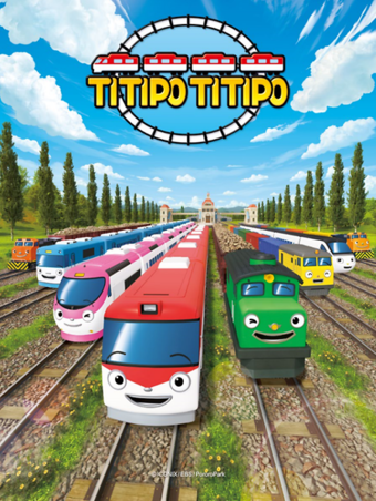 Titipo Titipo S02 Dual Audio [Hindi 2.0ch – Eng] WEB Series 720p HDRip ESub x264 | All Episode