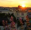 Praga nieznana: Dach Pałacu Lucerna