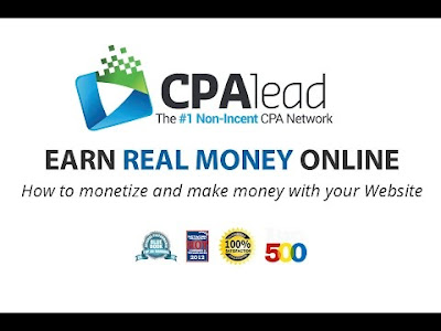earn money with cpalead,trusted affiliate 2018