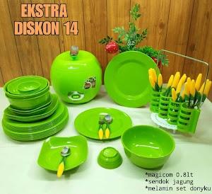 Ekstra diskon 14