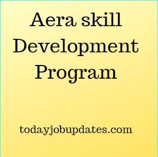 Aera Skill Development program for freshers-2019