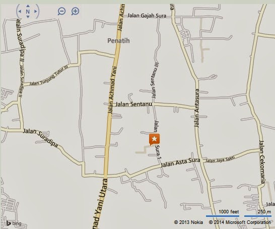 Pasar Merta Sari Bali Location Map,Location Map of Pasar Merta Sari Bali,Pasar Merta Sari Bali accommodation destinations attractions hotels map reviews photos pictures,Merta Sari Street Market