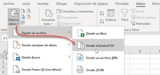 Power Query: El tamaño de los ficheros importa