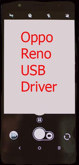 Oppo Reno USB Driver Download