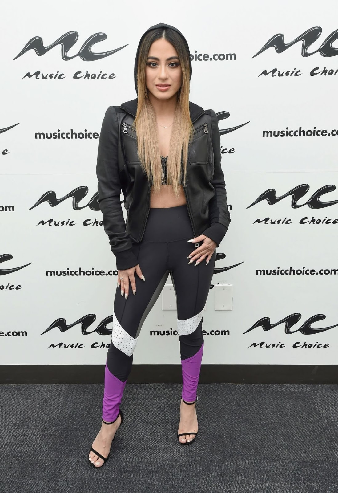 Red Carpet Dresses: Ally Brooke - Music Choice 2019