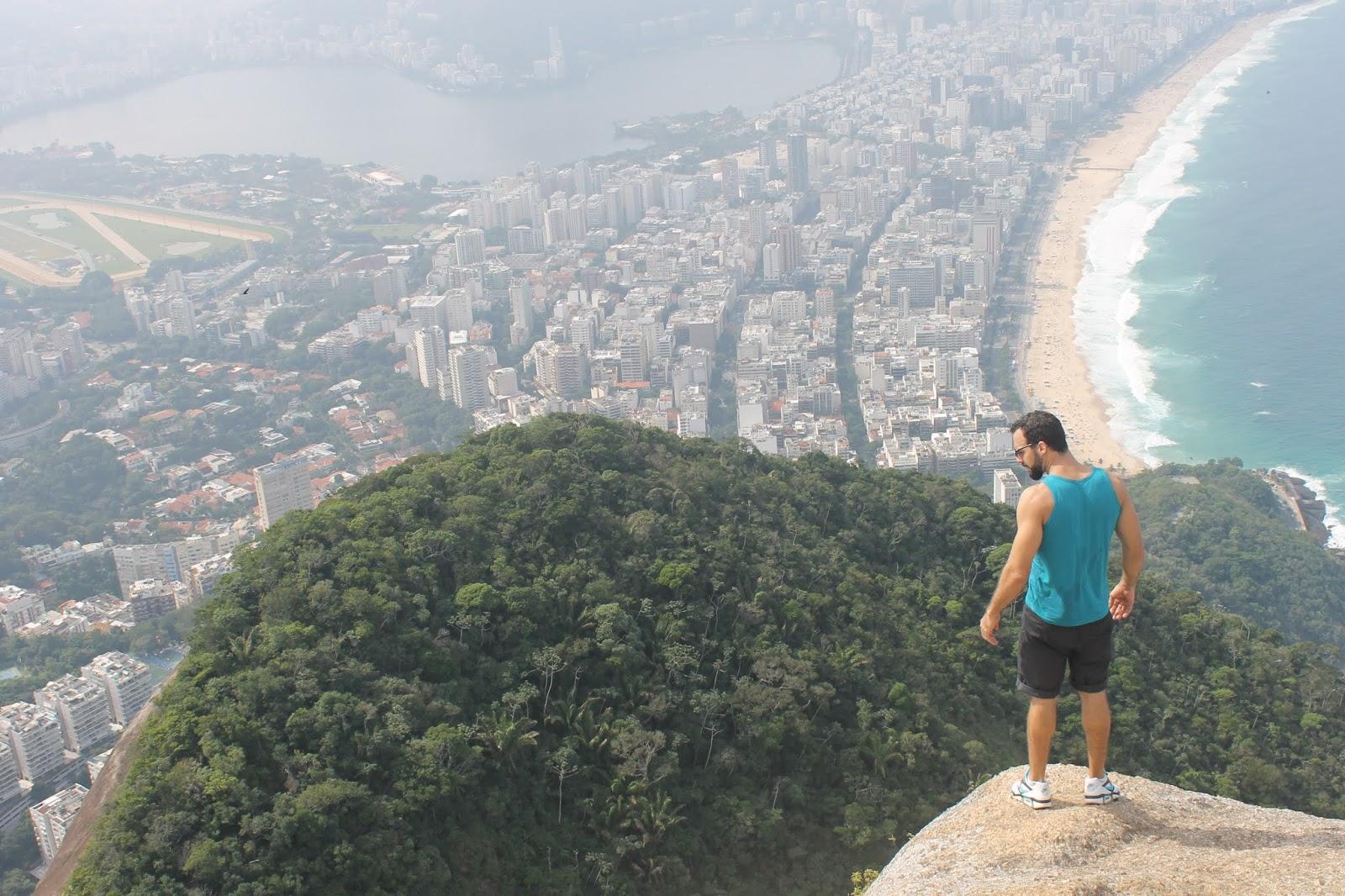 Morro Dois Irmãos - Rio de Janeiro