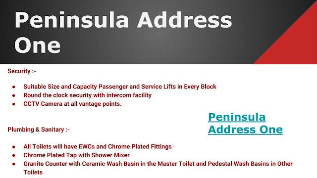 Peninsula Address One Pune