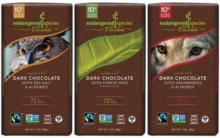 best Endangered Species Chocolate