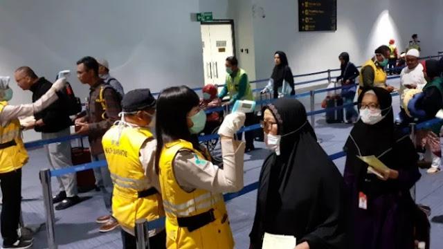 Duh, Penumpang Positif Corona Lolos Terbang dari Bandara Soetta