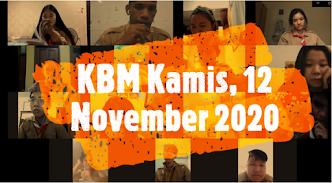 KBM Kelas X: (Kamis, 12 November 2020) Materi Nilai - Nilai Pancasila dalam Kerangka Praktik Penyelenggaraan Pemerintahan Negara