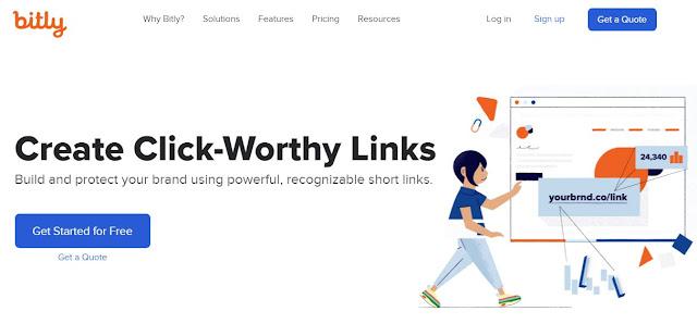 Cara Memperpendek Link atau Shorten Link dengan Mudah