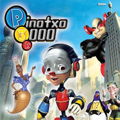 Pinotxo 3000 - P3k - [2004]