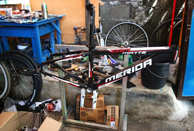 The Bike Room of Catimar, Pasay ~ Geejay Travel Log
