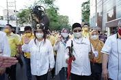 Ini Kata 3 Partai Pengusung Tentang Calon Walikota dan Calon Wakil Walikota Manado SSK-SS