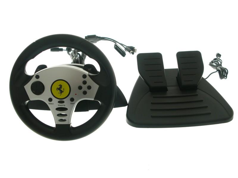 Game Steering Wheel Reviews: Thrustmaster Universal