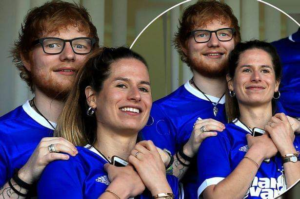 Ed Sheeran and Wife Cherry Seaborn Welcome a Baby Girl: Find Out Her Name