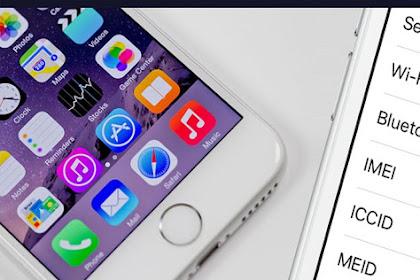 Cara Cek IMEI Hp Android Atau iPhone Dengan Mudah
