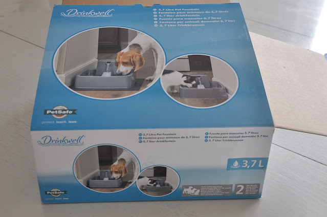 Fontaine Drinkwell Petsafe