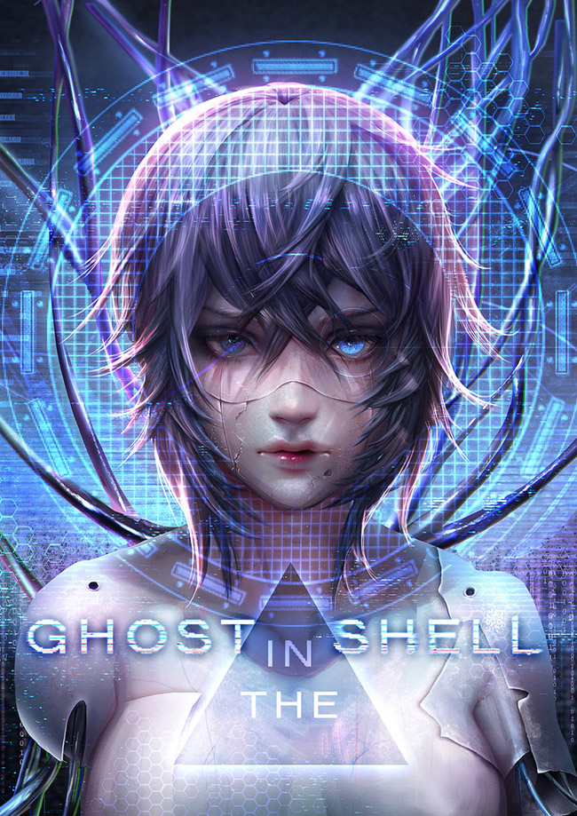 Sangrde - Ghost in the Shell