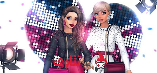 تحميل لعبة تصميم الازياء برابط مباشر Download Lady Popular Fashion Arena