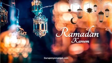 Kumpulan Pantun Puasa Ramadan
