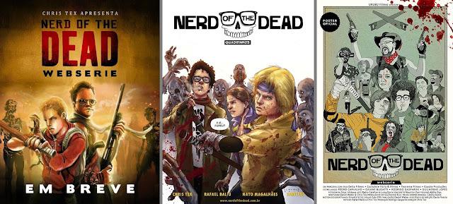 Nerd of the Dead