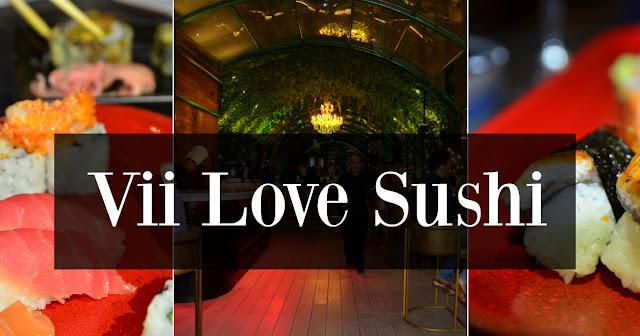 Vii Love Sushi