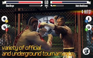Real Boxing v2.4.1 Mod