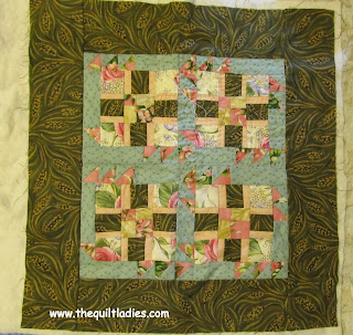 Free Triangle Fun Quilt Pattern Tutorial