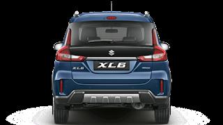 Suzuki XL6, Ertiga ala SUV