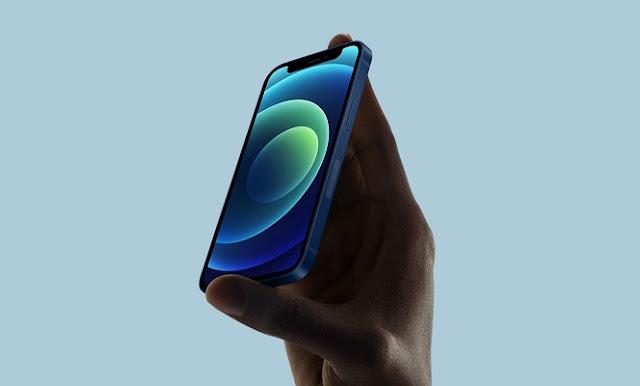 Apple Perkenalkan iPhone 12 Mini