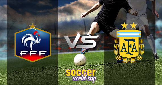 Image result for France vs Argentina