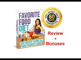 """THE FAVORITE FOOD DIET REVIEW AND BUYERS GUIDE 