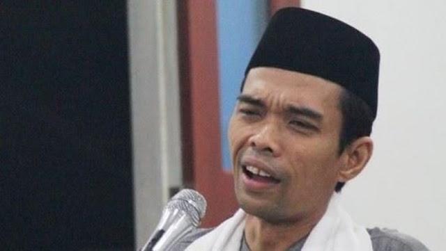 Soal RUU HIP, UAS Serukan Kepada Umat Islam Untuk Bergerak
