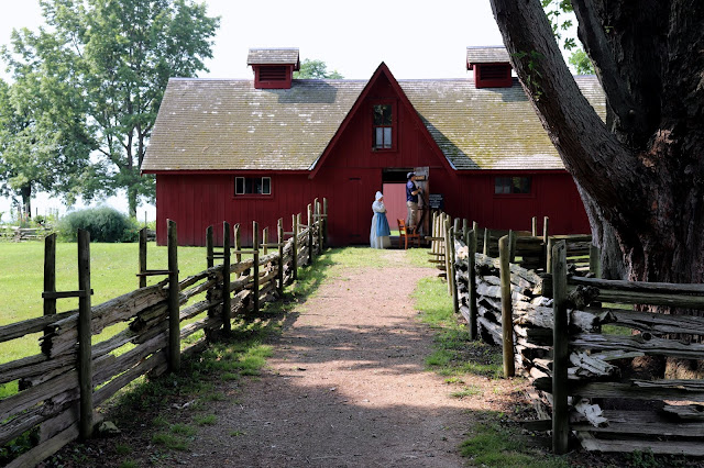 John R. Park Homestead leamington