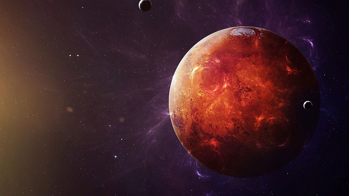 Jika Tinggal di Mars atau di Bulan, Manusia Bisa Andalkan Tenaga Nuklir, naviri.org, Naviri Magazine, naviri majalah, naviri