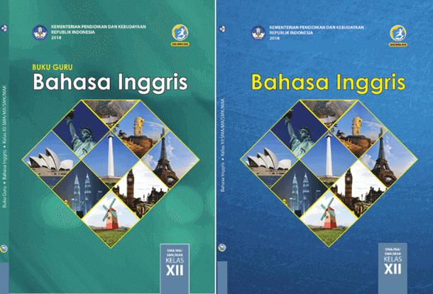 Buku Guru dan Buku Siswa Bahasa Inggris SMA MA SMK MAK Kelas 12 Edisi Revisi 2018