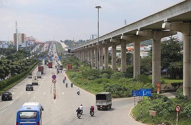 Thành phố Thủ Đức và tuyến Metro Bến Thành - Suối Tiên