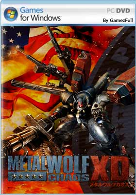 Metal Wolf Chaos XD PC Full Español