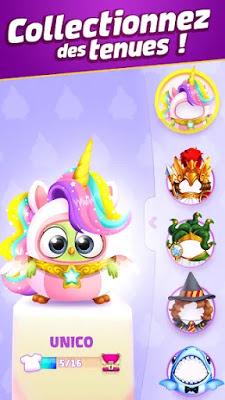 تحميل لعبة مباراة الطيور الغاضبة Angry Birds Match النسخة المهكرة للاجهزة الاندرويد