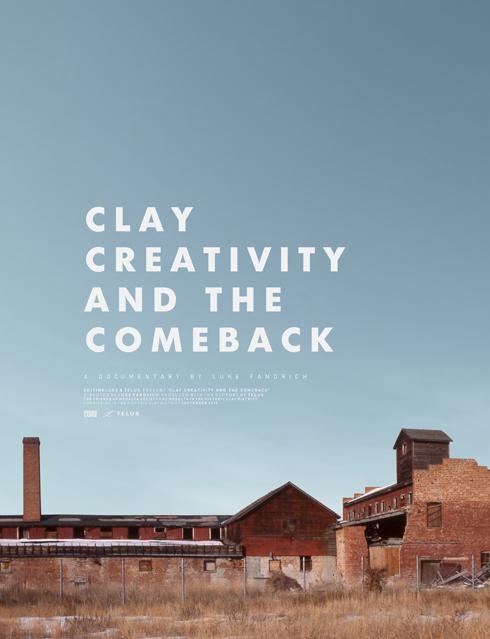 Clay Creativity Comeback Documentary