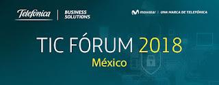 Evento TIC Fórum México 2018 imagen