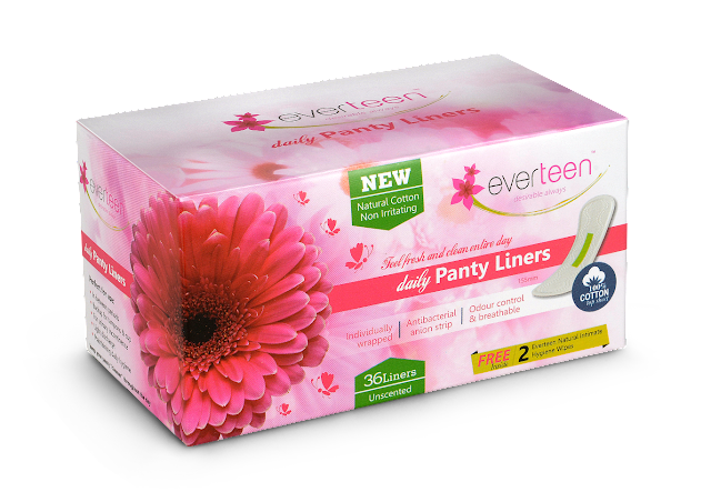 Everteen daily Panty Liners