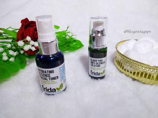 #Testei: Produtos Frida Skin Care