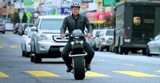 Ryno moto de uma roda