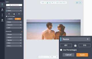ubah ukuran foto 3x4 online menggunakan imageresizer