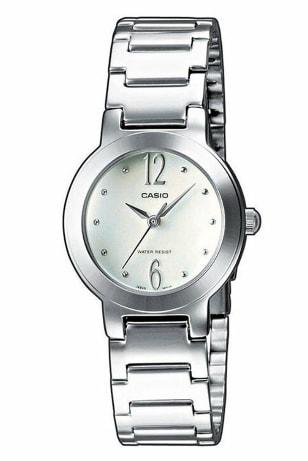 Ceas Casio Classic LTP-1282PD-7A argintiu